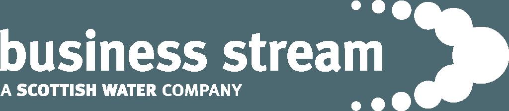 business stream white