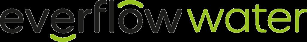 everflow logo water transparent