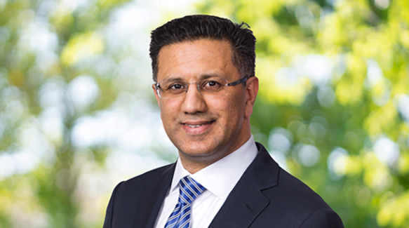 Badar Kahn CEO National Grid USA